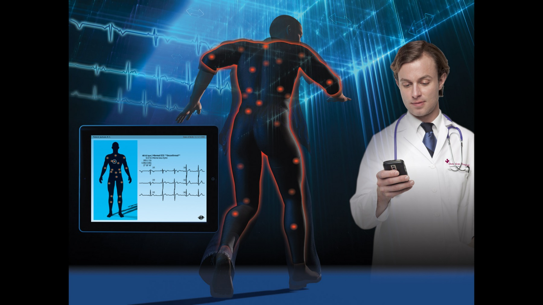 BODY SUIT MONITORING