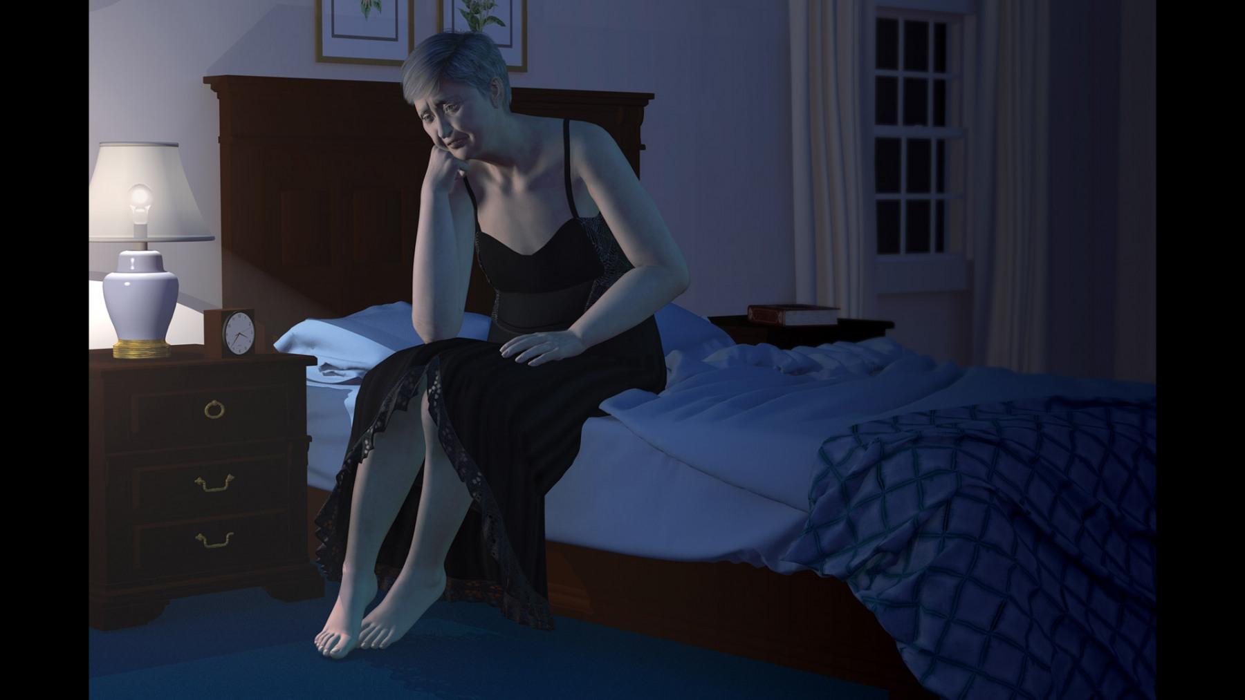 SLEEPLESS NIGHT
