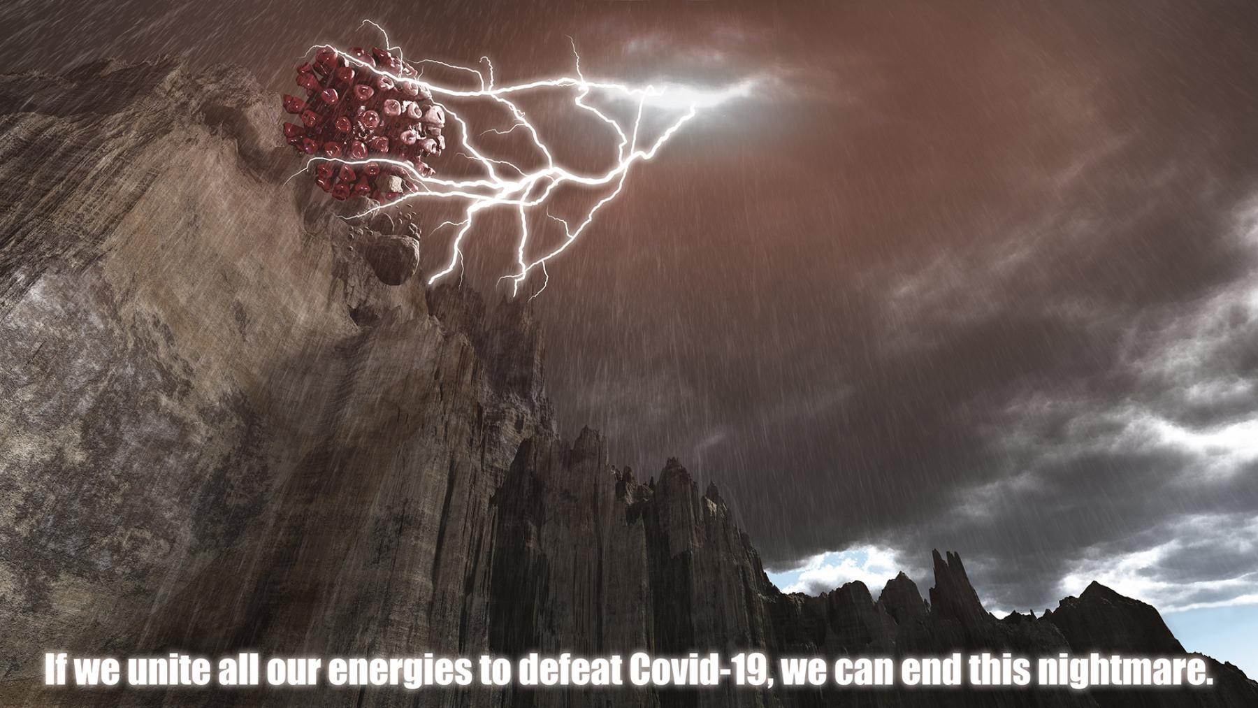 ENDING COVID-19