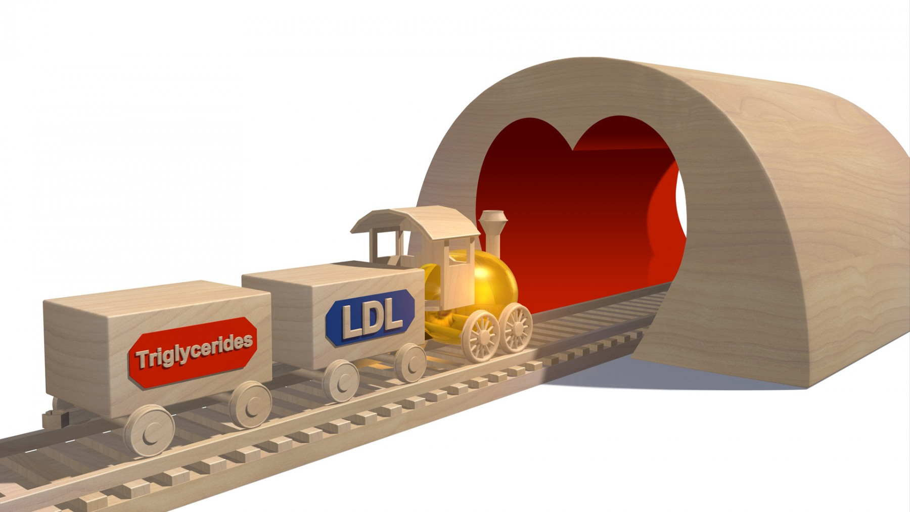 GEL CAP TRAIN TUNNEL