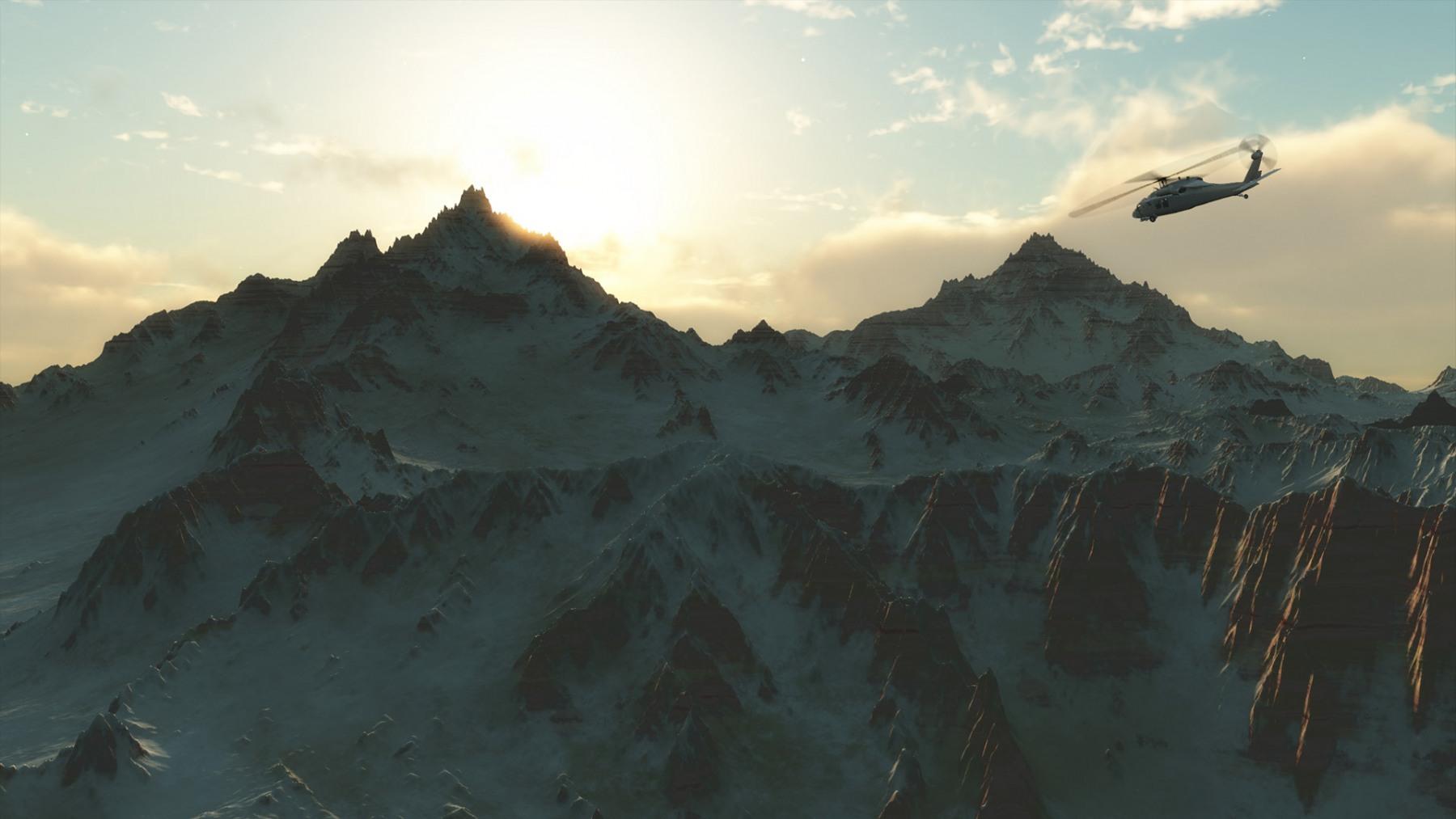 MOUNTAIN RESCUE