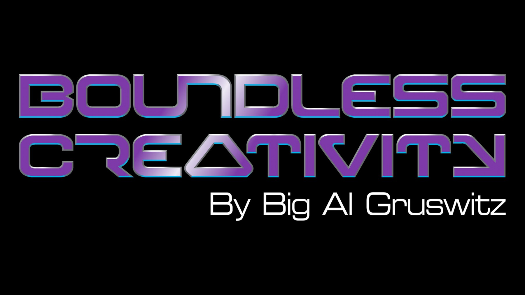 BOUNDLESS CREATIVITY LOGO