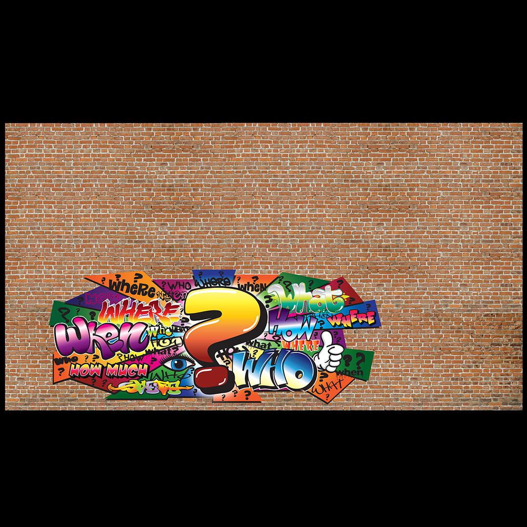GRAFFITI WALL ASSEMBLY