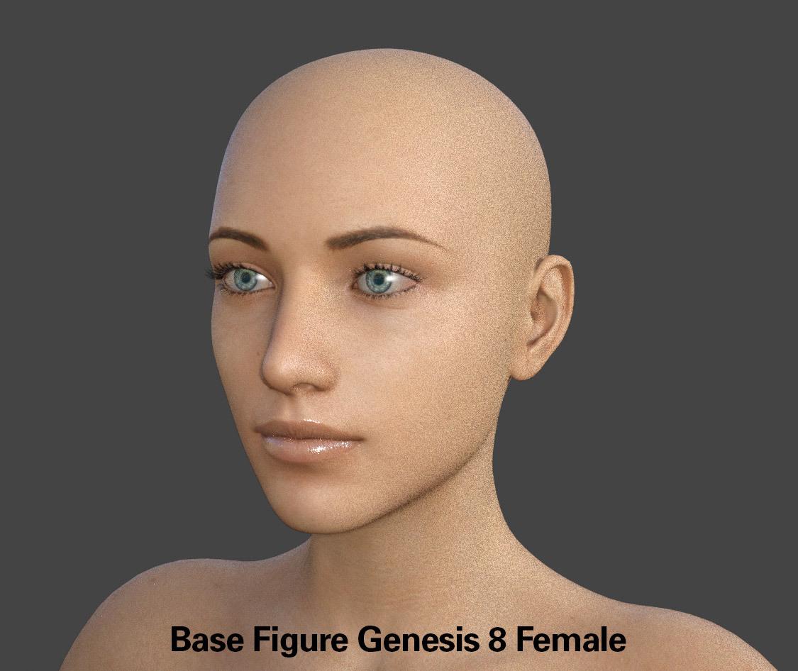 GENESIS 8 FEMALE BASE