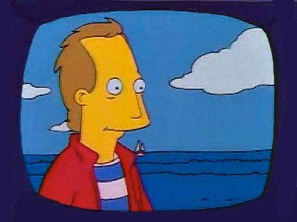 """""""Dimoxinil""""  spokesman—Simpsons"""